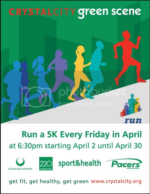 5K Fridays | Apr. 2-30